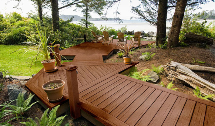Deck and Railing Systems